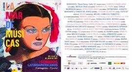 El festival español La Mar de Música rendirá homenaje a América Latina en su 23 edición