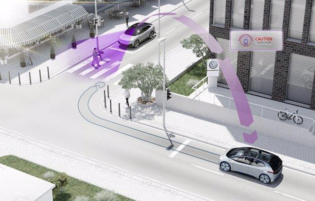 Nueva tecnología de conectividad de Volkswagen