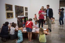 El Museo de Bellas Artes acerca su colección al público infantil