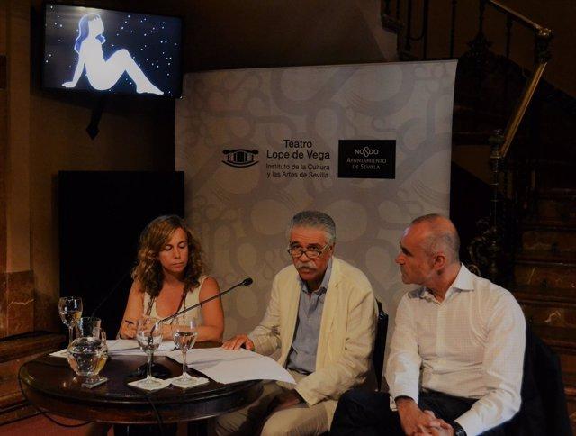 Presentación de la temporada 2017-2018 del Teatro Lope de Vega