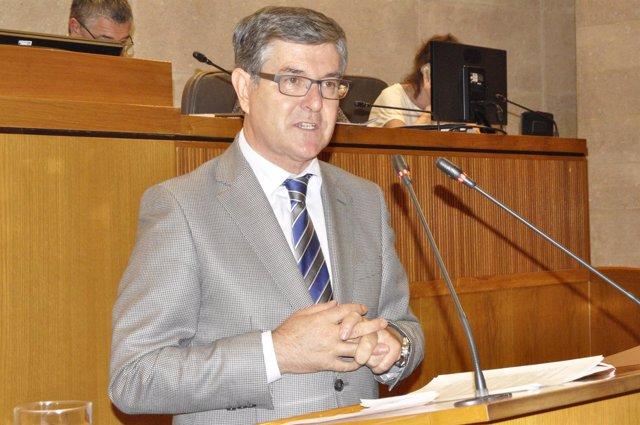 Vicente Guillén, consejero de Presidencia