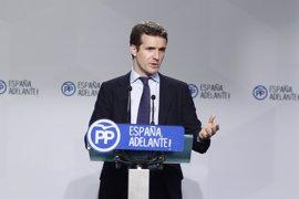 """El PP recomienda a Pedro Sánchez hacer """"atractivo"""" el PSOE en vez de buscar """"alianzas de perdedores"""" contra Rajoy"""