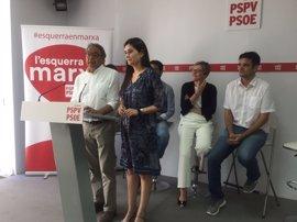 Puig propone una Oficina del Portavoz del PSPV para que sea la voz propia del partido y nexo de conexión con el Consell