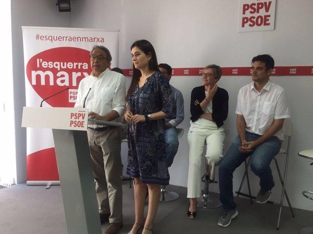 L'Esquerra en Marxa propone una Oficina del Portavoz del PSPV