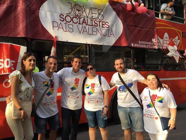 Rafa garcía propone una secretaría LGTBI en el PSPV
