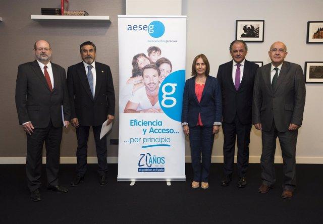 Documento de medidas para impulsar los genéricos en España