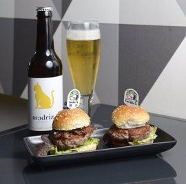 Cordero de Extremadura realiza en Madrid un maridaje-degustación de hamburguesas y cerveza artesana