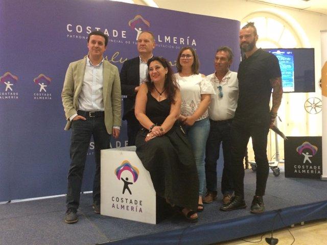 La Diputación Provincial apoya al Festival 'Dreambeach 2017'.