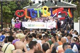 El Pride LGTBI de Torremolinos se celebrará del 31 de mayo al 3 de junio de 2018