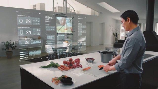C mo ser la cocina en 2050 la respuesta en la nueva for Cocina molecular definicion