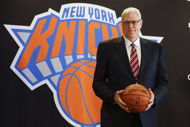 Phil Jackson (New York Knicks)