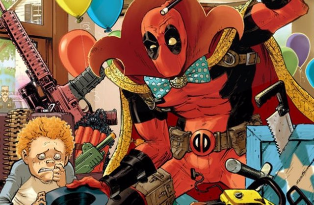 Cómic de Deadpool