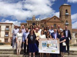 La ONCE dedica el cupón del 5 de julio al 250 aniversario de las Nuevas Poblaciones