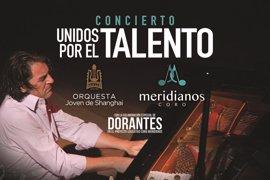 Orquesta Joven de Shangai y Coro Meridianos ofrecen en Sevilla 'Unidos por el talento' con colaboración de Dorantes