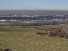 Todos los madrileños respiraron aire contaminado por encima de los límites legales en 2016