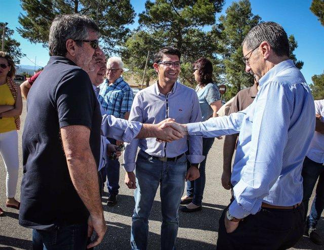 Consorcio asume la dirección operativa de brigadas forestales de Diputación