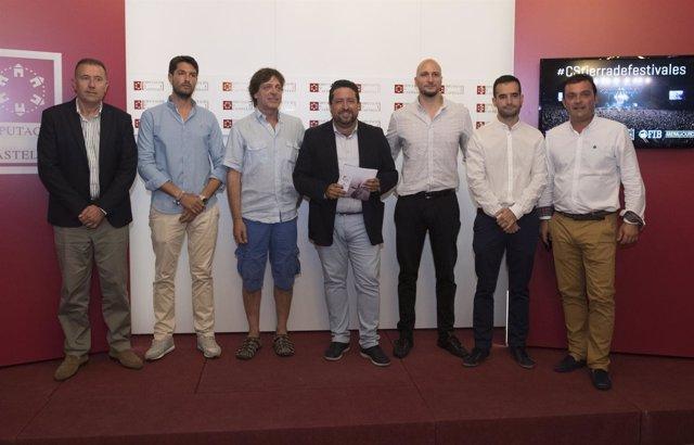 Ndp La Diputación Promocionará Turísticamente La Provincia En El Fib Ante Más De