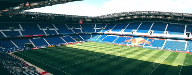 El estadio Red Bull Arena de Nueva York