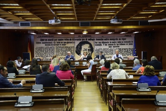 Comisión de investigación del Senado sobre financiación de partidos