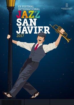 Prensa San Javier. Festival Jazz. El Festival De Jazz De San Javier Dedica Su Ed