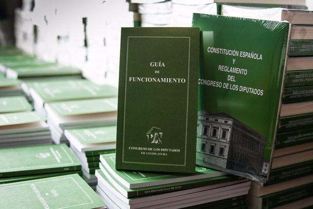 Reglamento del Congreso y Constitución