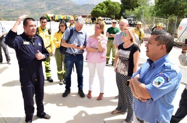 Hermanamiento de parques nacionales de Perú y Colombia con Sierra Nevada