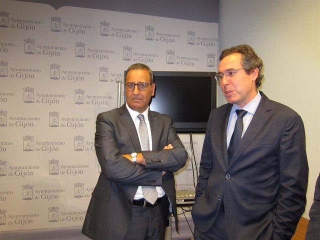 Fernando Lastra Y Fernando Couto