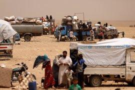 La ONU denuncia que al menos 173 civiles han muerto en la ofensiva sobre Raqqa en junio