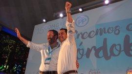 Juanma Moreno participa este jueves en el primer Día del Afiliado del PP de Córdoba