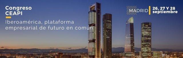 Congreso Empresarial Iberoamericano, organizado por CEAPI