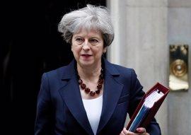 May augura que hará falta un periodo de transición para el Brexit pero no será ilimitado