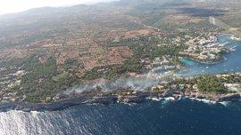 Un incendio forestal en Porto Petro alcanza el nivel 2 por proximidad a viviendas