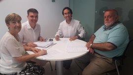 Margalida Durán, Aina Aguiló y Jordi Horrach, candidatos oficiales a la presidencia del PP de Palma