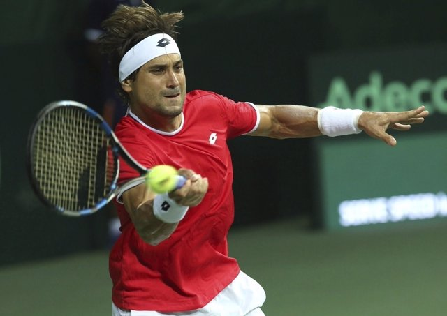 David Ferrer Copa Davis