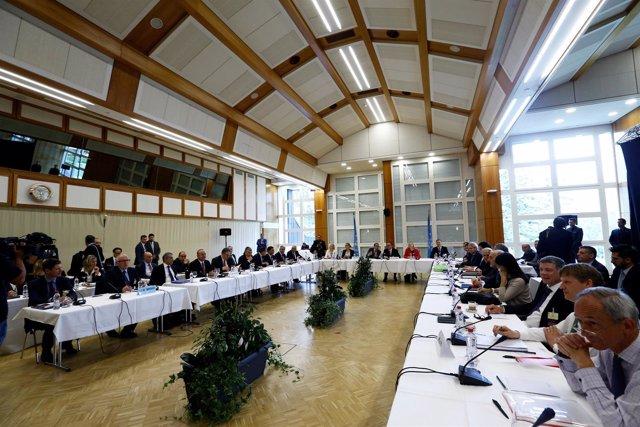 Conversaciones para la reunificación de Chipre