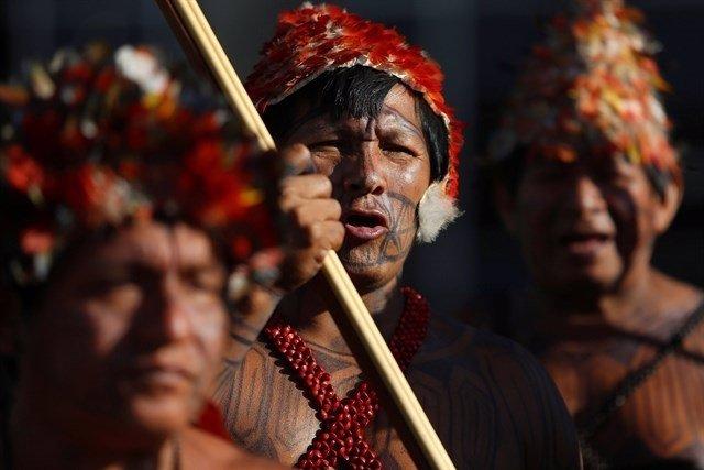Indigenas México