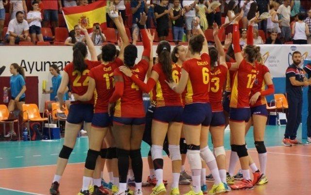 España no puede con la pegada de Ucrania en la ida de semifinales Liga Europea