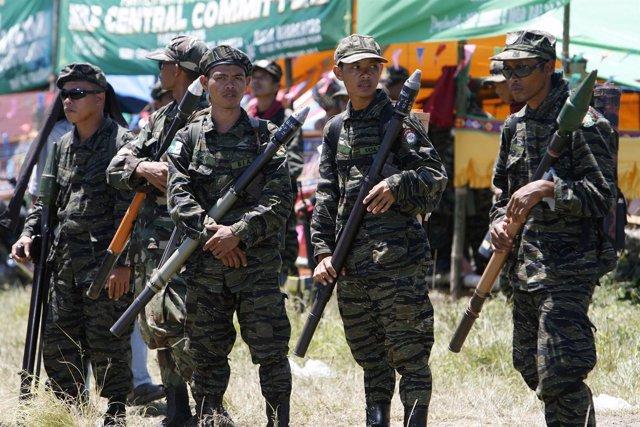 Frente Moro Islámico De Liberación (MILF) De Filipinas