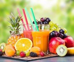 Fruta, zumo