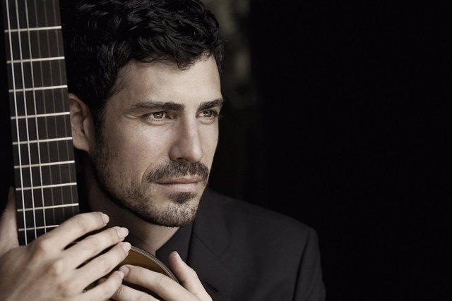 El guitarrista riojano Pablo Sáinz Villegas