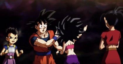 Dragon Ball Super: ¿Desvelado un épico combate entre Goku y las dos primeras mujeres Super Saiyan del anime?
