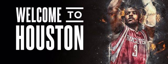 Houston Rockets fichan a Chris Paul