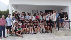 35 jóvenes se forman sobre derechos humanos en Algar hasta el 2 de julio
