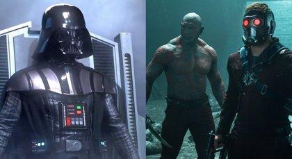 Darth Vader estuvo a punto de aparecer en Guardianes de la Galaxia