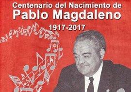 Rioseco (Valladolid) rinde mañana un homenaje al compositor Pablo Magdaleno