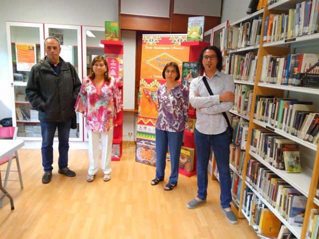 Valladolid. Presentación de la programación de la biblioteca de Campo Grande