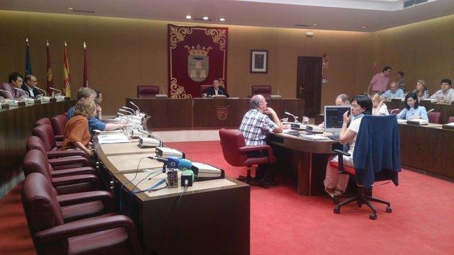 Pleno de Albacete