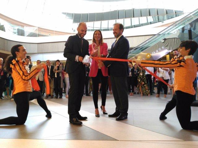 Inauguración planta baja de intu Asturias