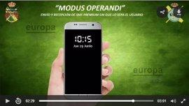 Cae una red que estafó a un millón de clientes de telefonía móvil en España a través de aplicaciones 'zombis'