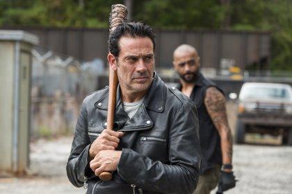 The Walking Dead: Genial busto de Negan en la Comic Con de San Diego